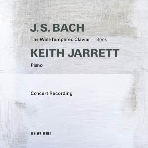 J.S. Bach: The Well Tempered Clavier, Book I