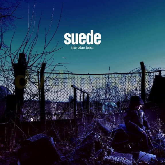 <span>SUEDE</span> The Blue Hour