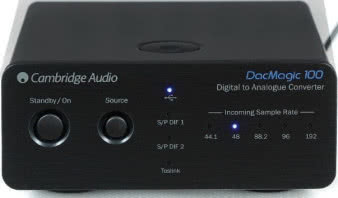 Cambridge Audio DacMagic 100.