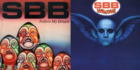 SBB - Follow My Dream i Welcome