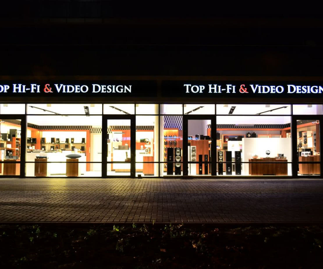 Salon Top Hi-Fi & Video Design teraz także w Białymstoku