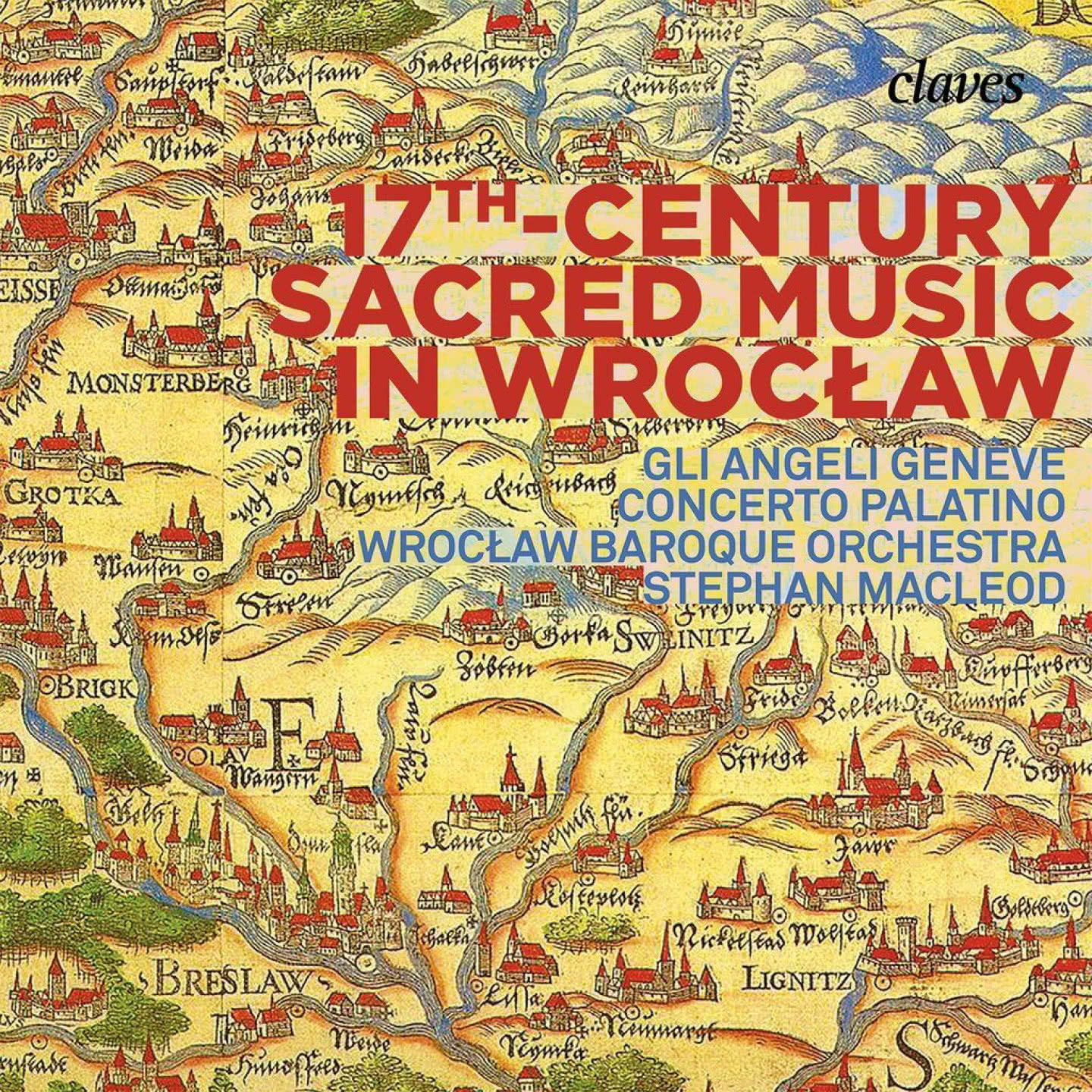 17th-Century Sacred Music in Wrocław