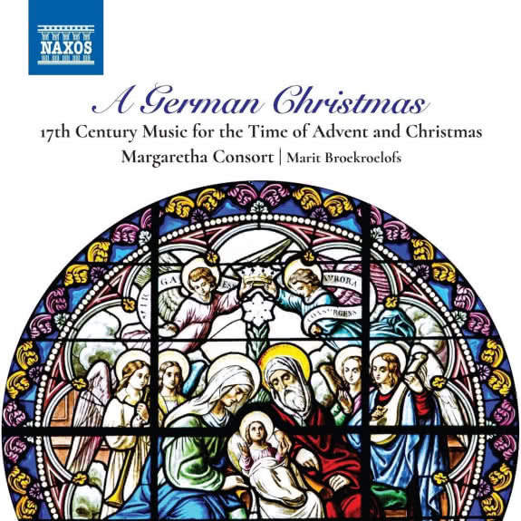 <span>MARGARETHA CONSORT</span> A German Christmas