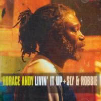HORACE ANDY Livin It Up