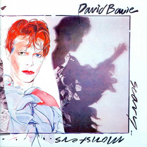 <span>DAVID BOWIE</span> Scary Monsters and Super Creeps