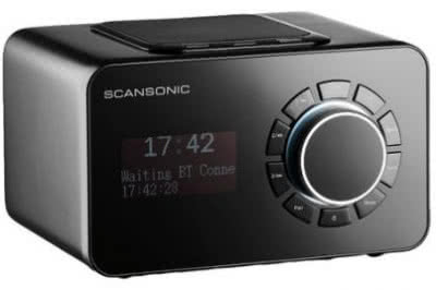 Nowe radio Scansonic R3 BT