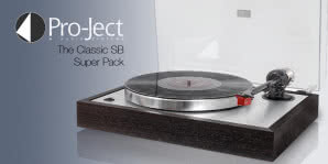 Pro-Ject The Classic SB Super Pack w ofercie salonu Q21