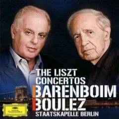 The Liszt Concertos Staatskapelle Berlin