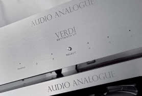AUDIO ANALOGUE ROSSINI 2.0 + VERDI SETANNA VT