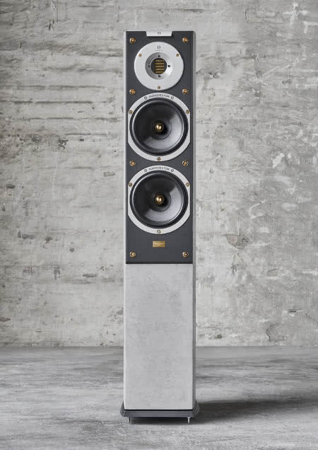 Audiovector SR 3 Arreté Raw Surface Limited Edition