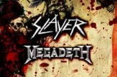 European Carnage Tour 2011: Slayer i Megadeth