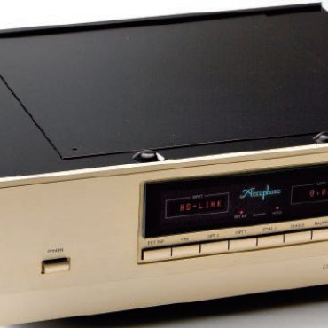 ACCUPHASE DP-900 + DC-901