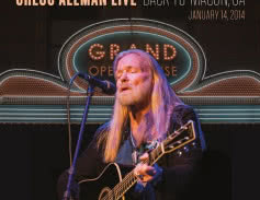 <span>GREGG ALLMAN</span> Back to Macon, GA