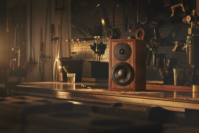Monitory Dynaudio Heritage Special