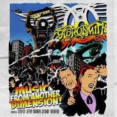 "Aerosmith prezentuje kolejny singiel z ""Music From Another Dimension!"""