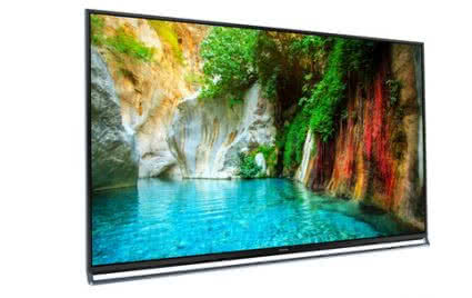 Panasonic Ultra HD 4K LED LCD serii AX800