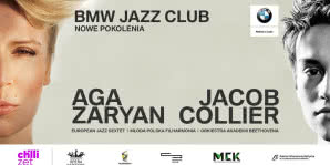 BMW JAZZ CLUB 2017: Aga Zaryan i Jacob Collier