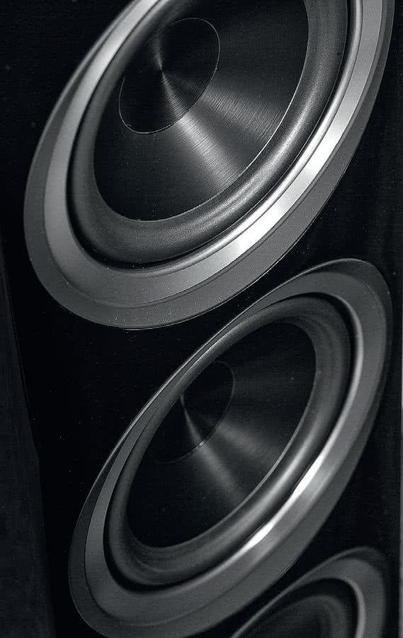 Sonus faber Sonetto VIII - Zespoły głośnikowe | Testy w