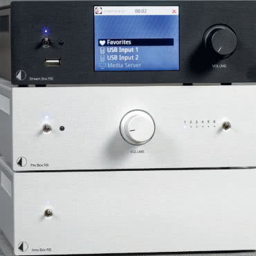 PRO-JECT Stream Box RS, Pre Box RS, Amp Box RS
