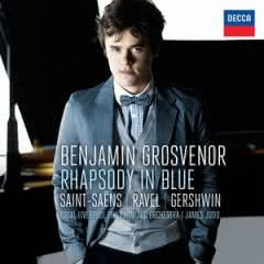 Rhapsody In Blue Saint-Saens, Ravel, Gershwin
