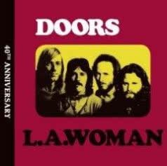 THE DOORS L.A. Woman - 40th Anniversuary Edition