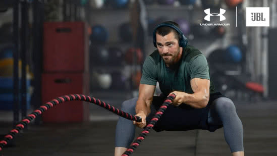 Słuchawki JBL Under Armour Sport Wireless Train