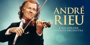 André Rieu and his Johann Strauss Orchestra w Polsce