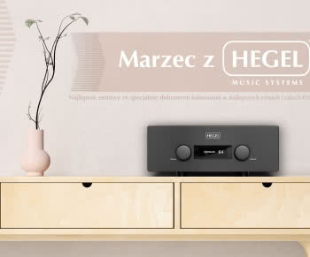 Marzec z Heglem w Top Hi-Fi & Video Design