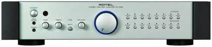 Preamp i tuner Rotela