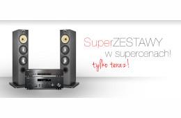 Superzestawy w supercenach w salonach Top Hi-Fi & Video Design i na www.tophifi.pl.
