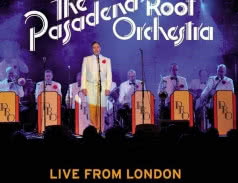 <span>THE PASADENA ROOF ORCHESTRA </span> Live from London