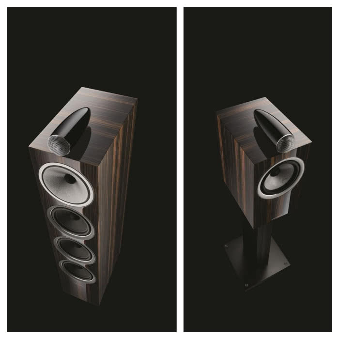 Bowers&Wilkins 702 i 705 Signature