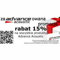 Produkty Advance Acoustic taniej w Best Audio