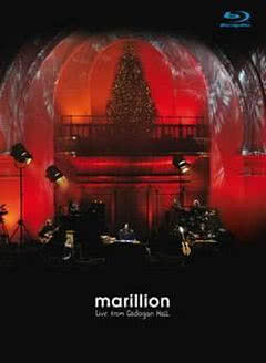 Live From Cadogan Hall: DVD Marillion w lutym