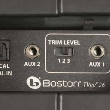 BOSTON ACOUSTICS TVee 26