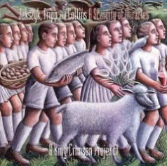 JAKSZYK, FRIPP & COLLINS A Scarcity of Miracles