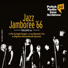 THE SWINGLE SINGERS Jazz Jamboree '66