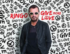 <span>RINGO STARR</span> Give More Love