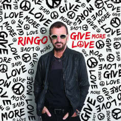 RINGO STARR Give More Love