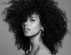 <span>ALICIA KEYS</span> Here