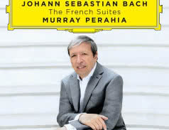 <span>MURRAY PERAHIA</span> Bach French Suites