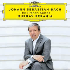 MURRAY PERAHIA Bach French Suites