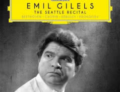 <span>EMIL GILELS</span> The Seattle Recital