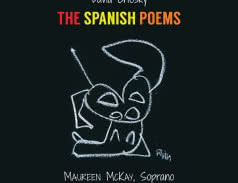 <span>DAVID CHESKY</span> The Spanish Poems