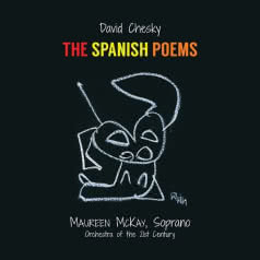 DAVID CHESKY The Spanish Poems