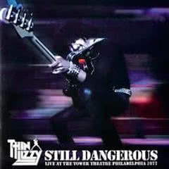 Still Dangerous - Live At The Tower Theatre Philadelphia 1977.