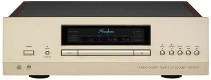 ACCUPHASE DP-400 i DP-600