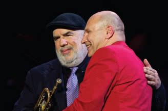 "Randy Brecker: Jestem dumny z albumu ""Night In Calisia"""