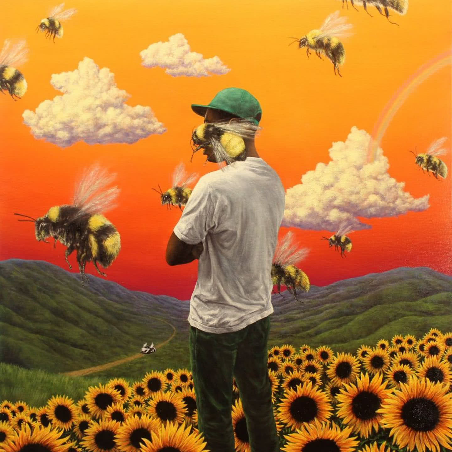 Scum Fuck Flower Boy