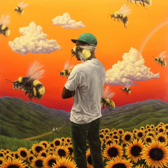 <span>TYLER, THE CREATOR</span> Scum Fuck Flower Boy